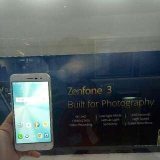 Asus Zenfone  3 3/32GB Cicilan bunga 0% tanpa kartu kredit
