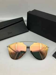"Dior 63mm size DIOR REFLECTED"" SUNGLASSES"