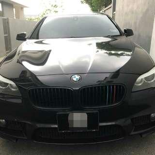 BMW F10 sambung bayar