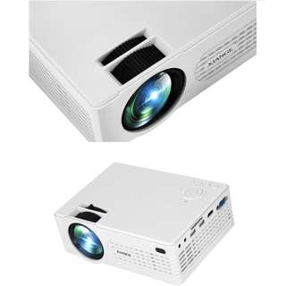 High Resolution LED Projector 1800 Lumens - 高清 LED 投影機 - S06221