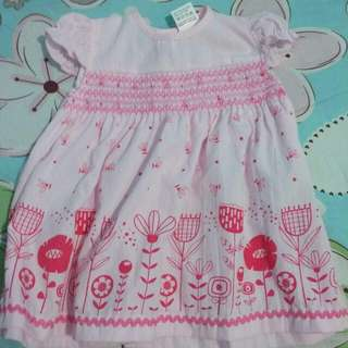 Baby dress 3 to 6 mos