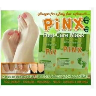 Pinx Foot Mask