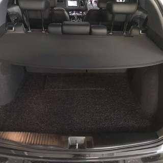 Honda Vezel / HRV Soft Tonneau Cover (Boot Cover) (Foldable)