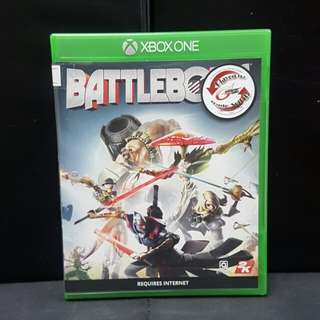 XBOX ONE Battleborn (Used Game)