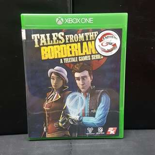 XBOX ONE Tales from the Borderlands: A Telltale Game Series (Used Game)
