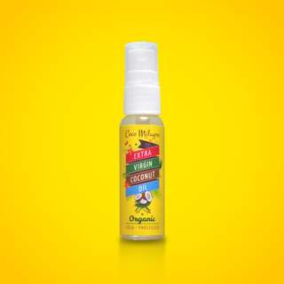 25ml VCO COCO MILAGRO (SPRAY BOTTLE)