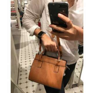 STRADIVARIUS HANDLER BAG