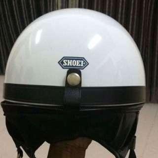 Helmet shoei steng