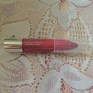 Auth Clinique Chubby Stick Super Strawberry