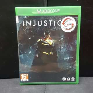 XBOX ONE Injustice 2 (Used Game)