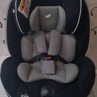 Joie Stages Car Seat (New Born~7 Yrs Old)