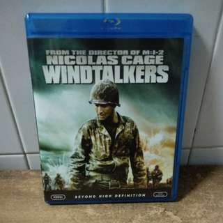 Windtalkers - Blu Ray - US import (original) - Great Movie