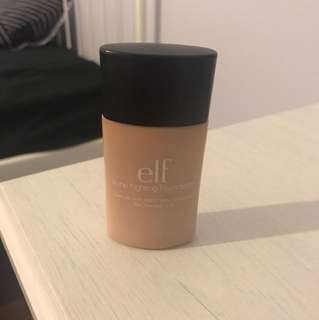 Elf beige foundation