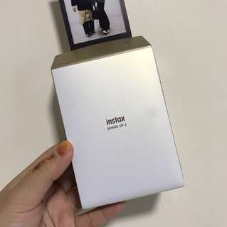 Polaroid Printer (Instax share SP-2)