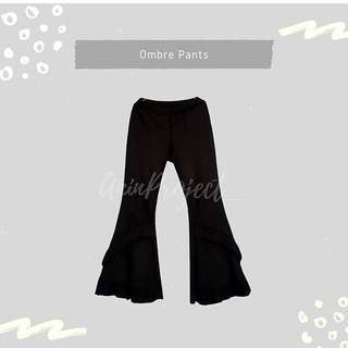 Cut Bray Ombre Pants