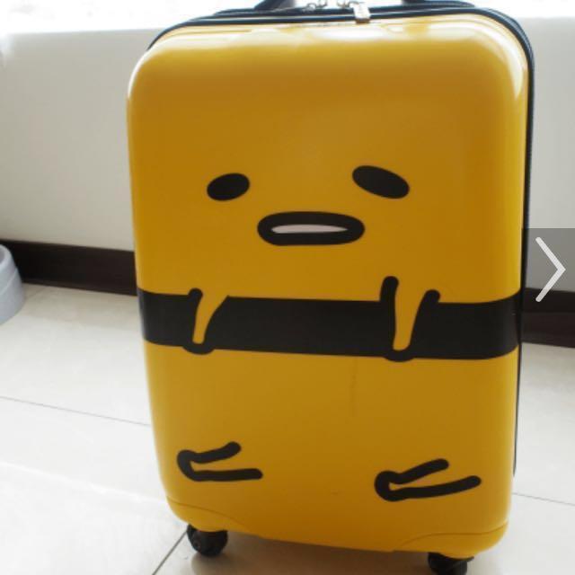 18吋蛋黃哥行李箱