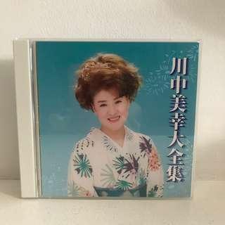 Miyuki kawanaka CD