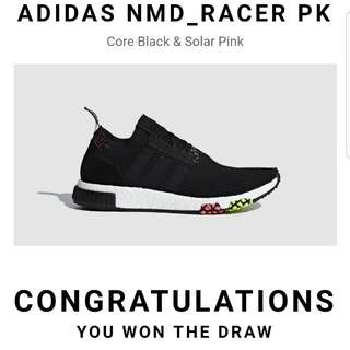 Adidas NMD Racer PK   US7.5