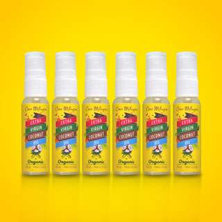 25ml Pack Isi 6 Botol - VCO COCO MILAGRO