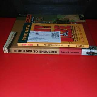 Army books