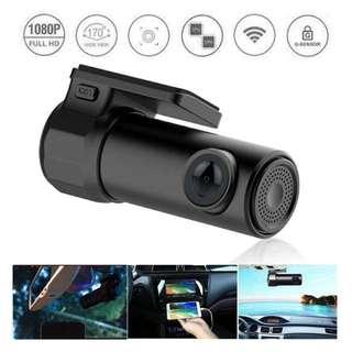 Car Camera - Mini Wifi, DVR, Link to Phone App
