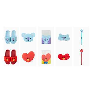 【Preorder】BTS BT21 New Items