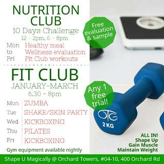 Orchard Nutrition & Fit Club