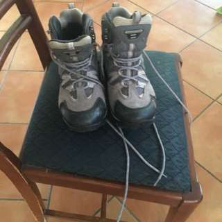 Zamberian women's hiking boots