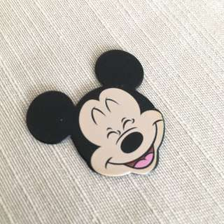 Authentic Disney Mickey Mouse Pick