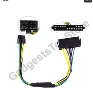 20+4pin to 8pin who got this cable sell me