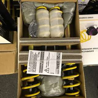 Weitec Coilover VW EOS (1F)