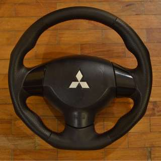 Mitsubishi Steering Wheel Leather w/ Airbag