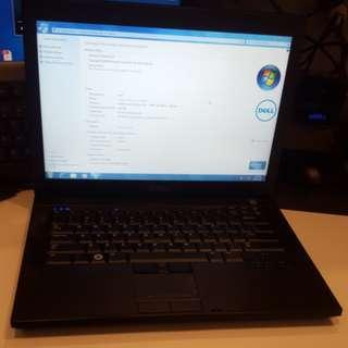Lelong sales now Mint Dell e6400 laptop
