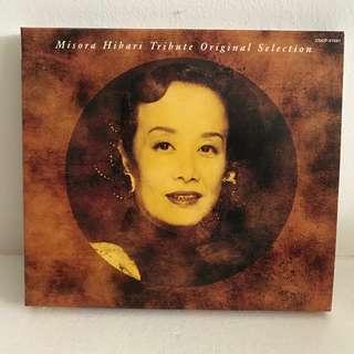 Misora Hibari cd
