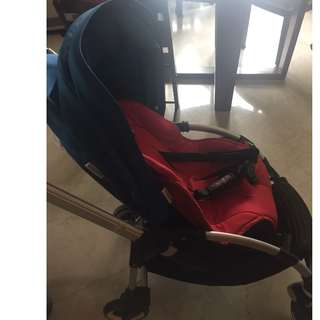 Bugaboo Bee Stroller + Canopy