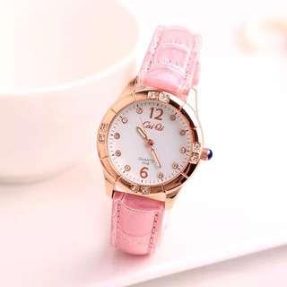 Elegant watch for ladies! 3 colors! $40 手錶