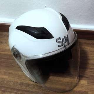 Spy helmet