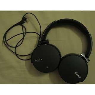 Sony MDR XB950BT