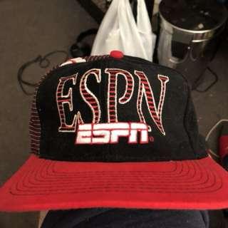 vintage men's ESPN cap - great condition