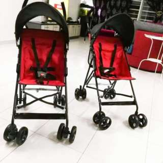 travel stroller (lipat payung)