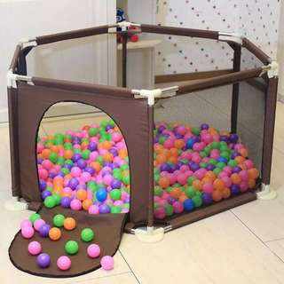 All New Playpen Baby Play Pool for Infant, Toodler, and Kids