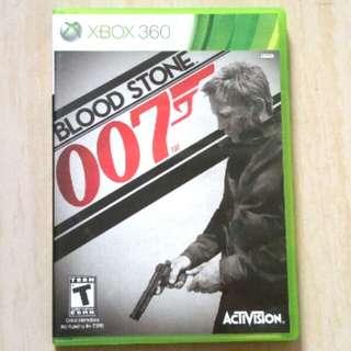 Xbox360 詹姆士龐德007:血石(007 Blood Stone)