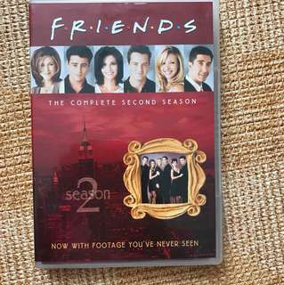 Friends Season 2