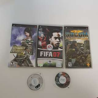 Psp games to go