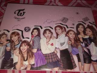 Twice coaster line 2 pink ver