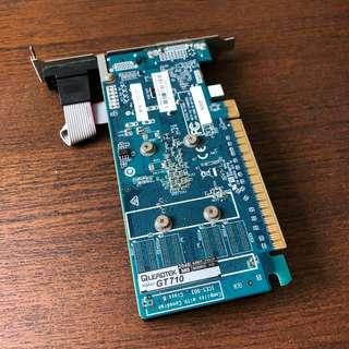 Leadtek Winfast GT 710 2GB DDR3 (Low Profile) GPU