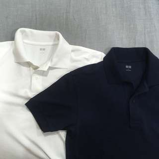 2 FOR P500 ONLY!! Uniqlo Pique Polo