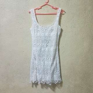 BERSHKA Knit Dress