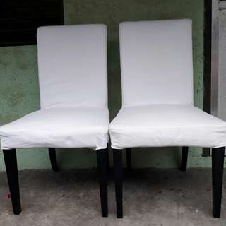 White Dinner Chairs