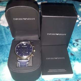 Emporio Armani Authentic watch